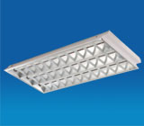 T5 / T8 fluorescent grille plate lamp(3 tube)