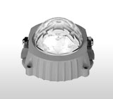 Crystal Cover Aluminum Base LED Point Light
